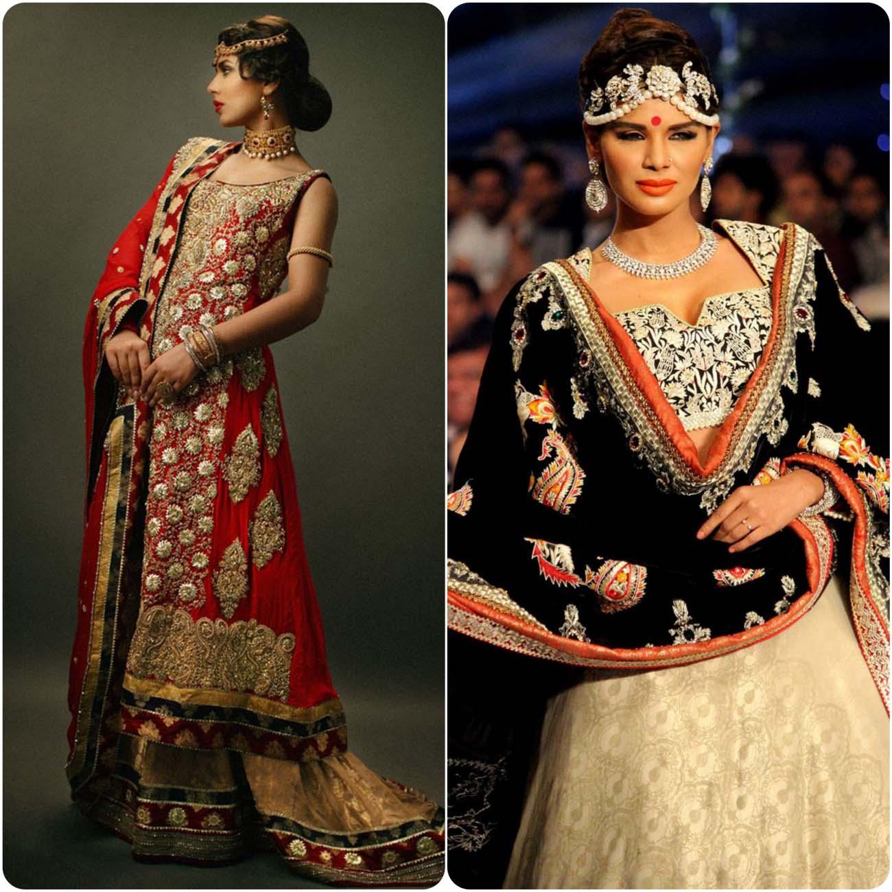 Deepak perwani Wedding Dresses Collection Fo Women 2016-2017...styloplanet (8)