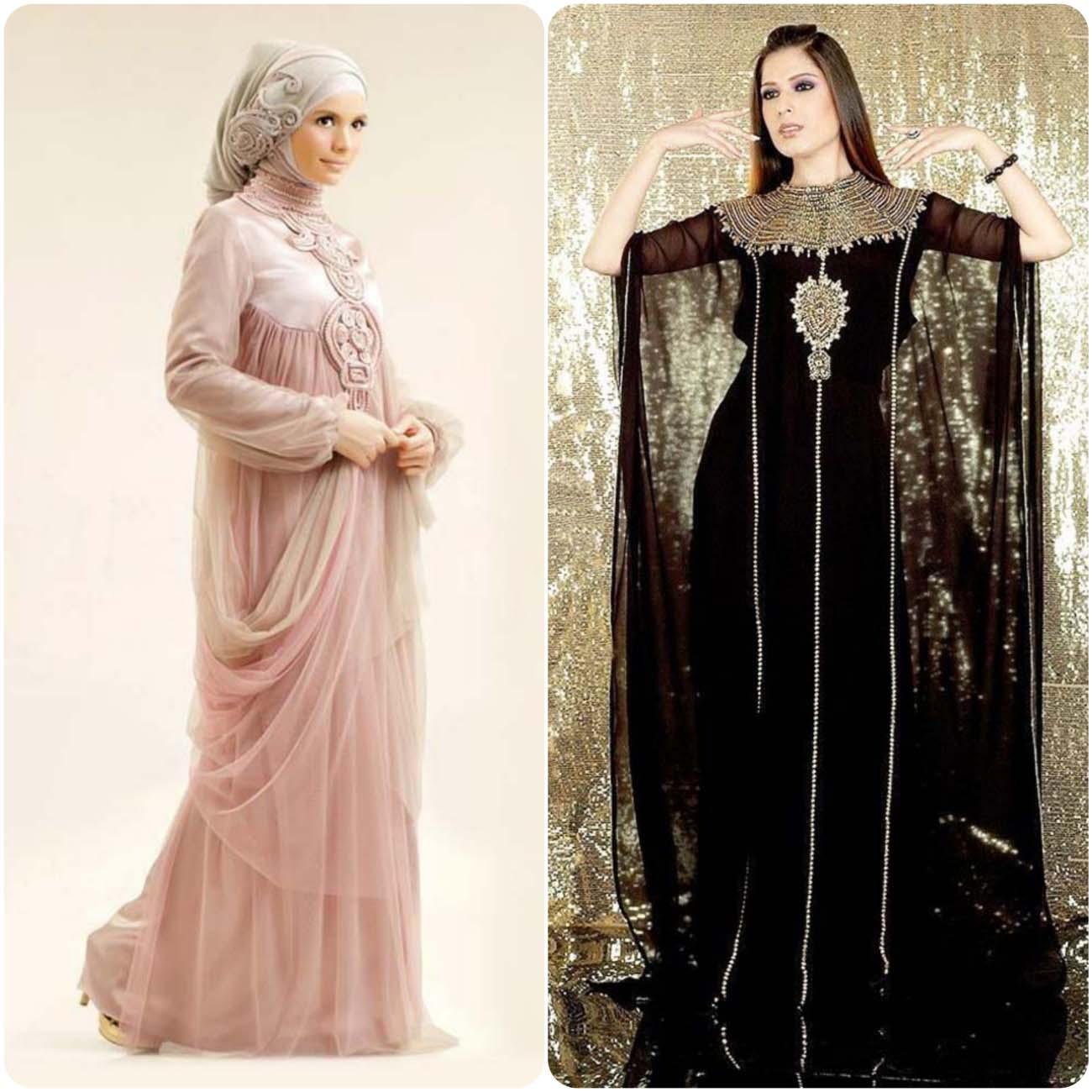 Designers Abaya Dresses Designs For Wedding Bridals 2016-2017...styloplanet (13)
