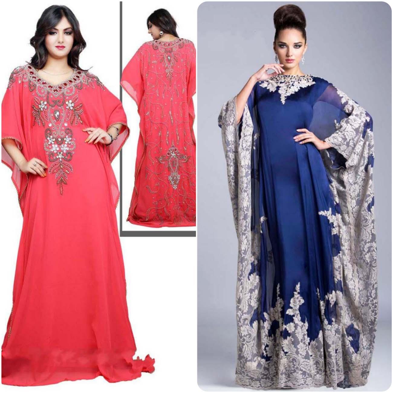 Designers Abaya Dresses Designs For Wedding Bridals 2016-2017...styloplanet (18)