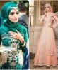Designers Abaya Dresses Designs For Wedding Bridals 2016-2017…styloplanet (2)