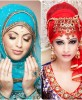 Designers Abaya Dresses Designs For Wedding Bridals 2016-2017…styloplanet (22)