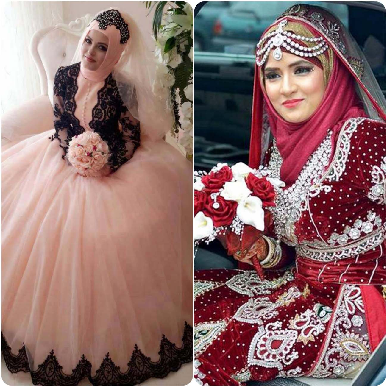 Designers Abaya Dresses Designs For Wedding Bridals 2016-2017...styloplanet (23)