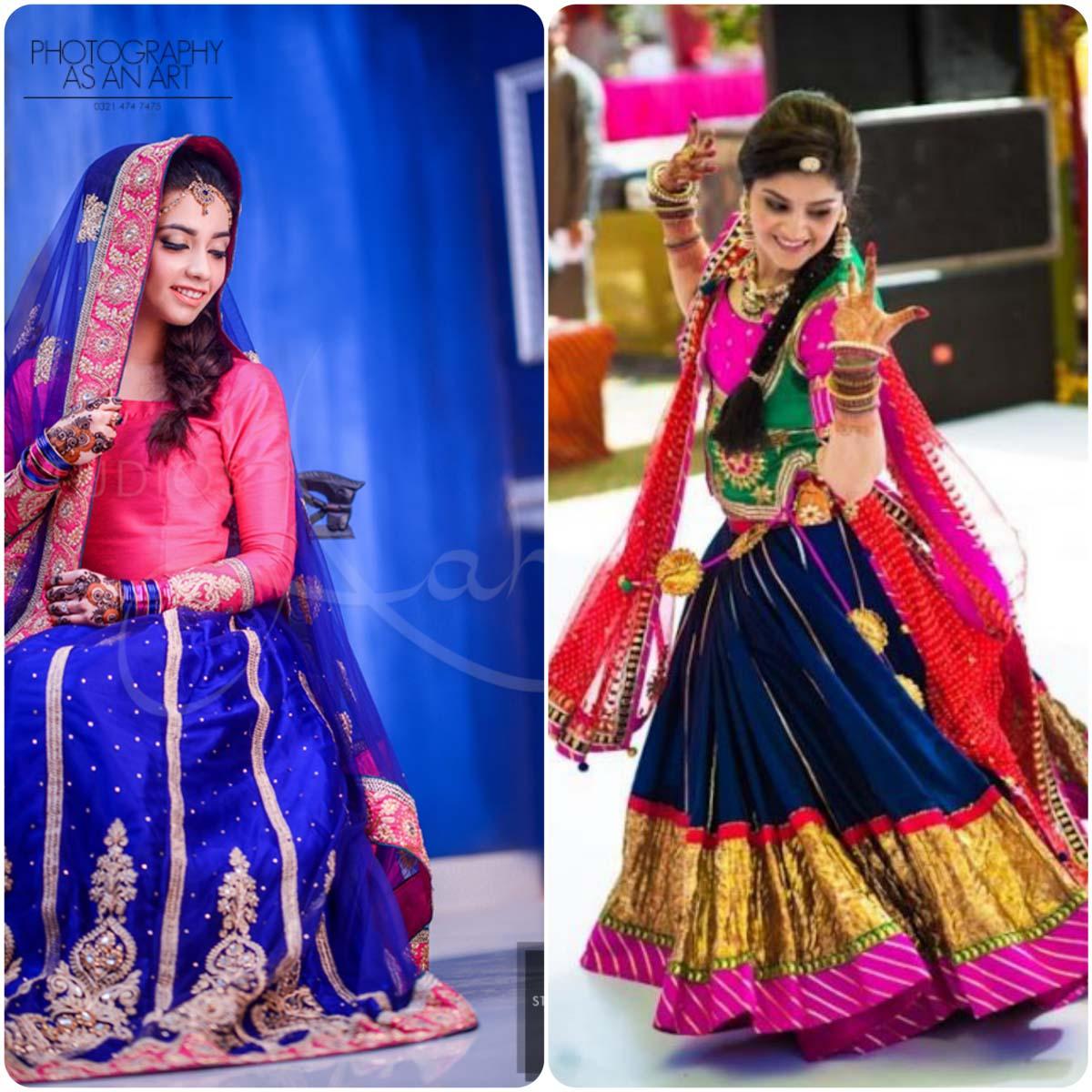 ghagra choli designs