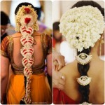indian braided hairstyles for bridals