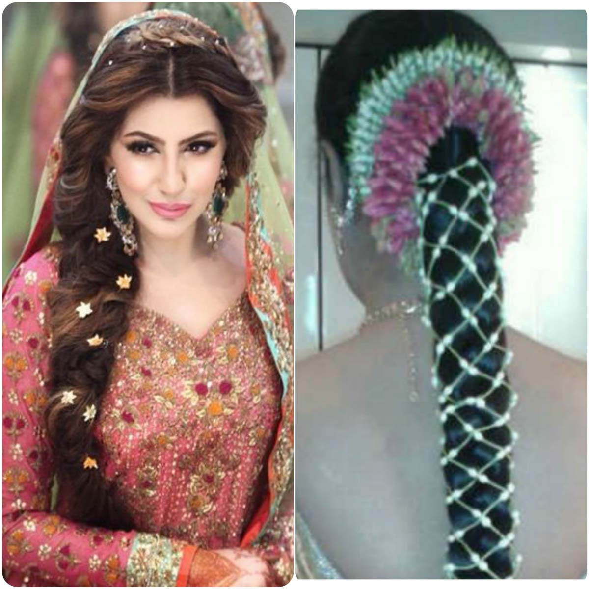 Indian Wedding Hairstyles For Brides 2016...styloplanet (12)