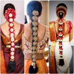 Indian Wedding Hairstyles For Brides 2016...styloplanet (13)