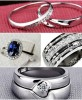 Latest Engagement Rings Designs & Styles For Men And Women 2016-2017….styloplanet (29)