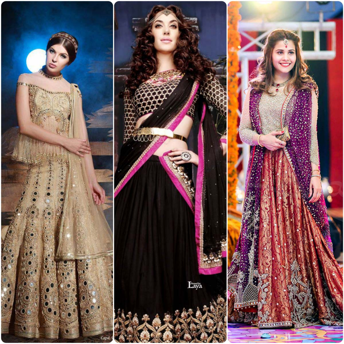 Ghagra Choli Dresses In India Amp Pakistan 2016 Stylo Planet