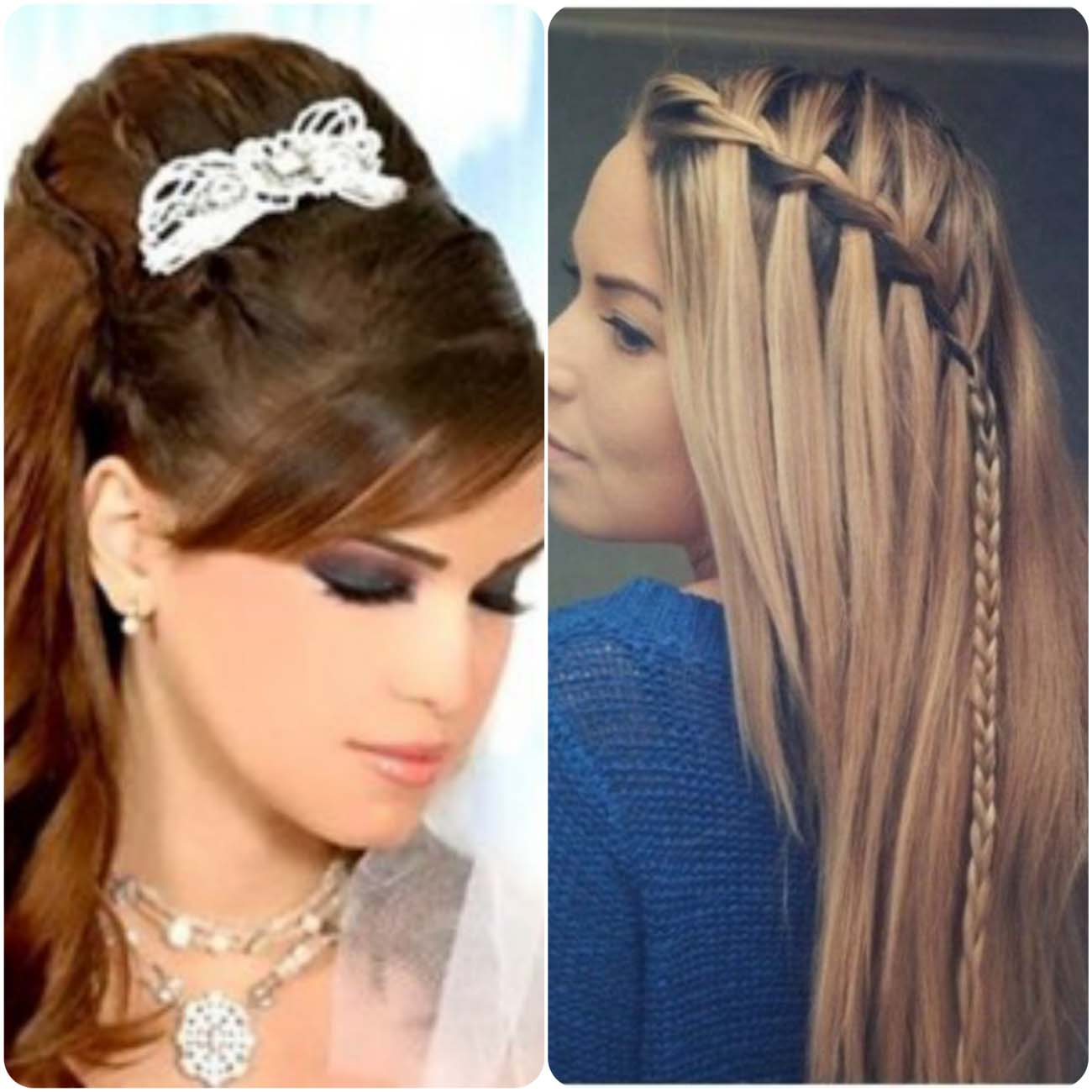 Beautiful Latest Hairstyles For Women Photos - Styles & Ideas 2018 ...