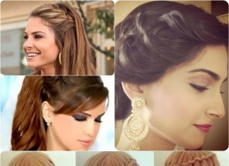 party and casual hairstyles
