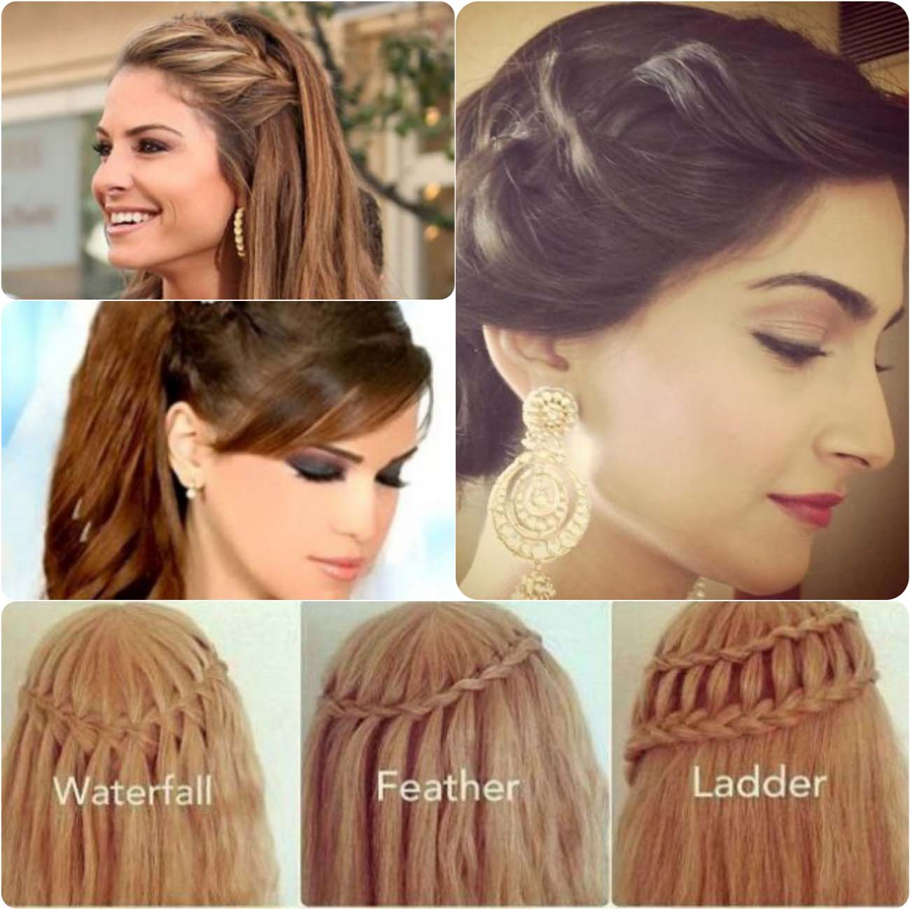 Party Hairstyles Step By Step 2016