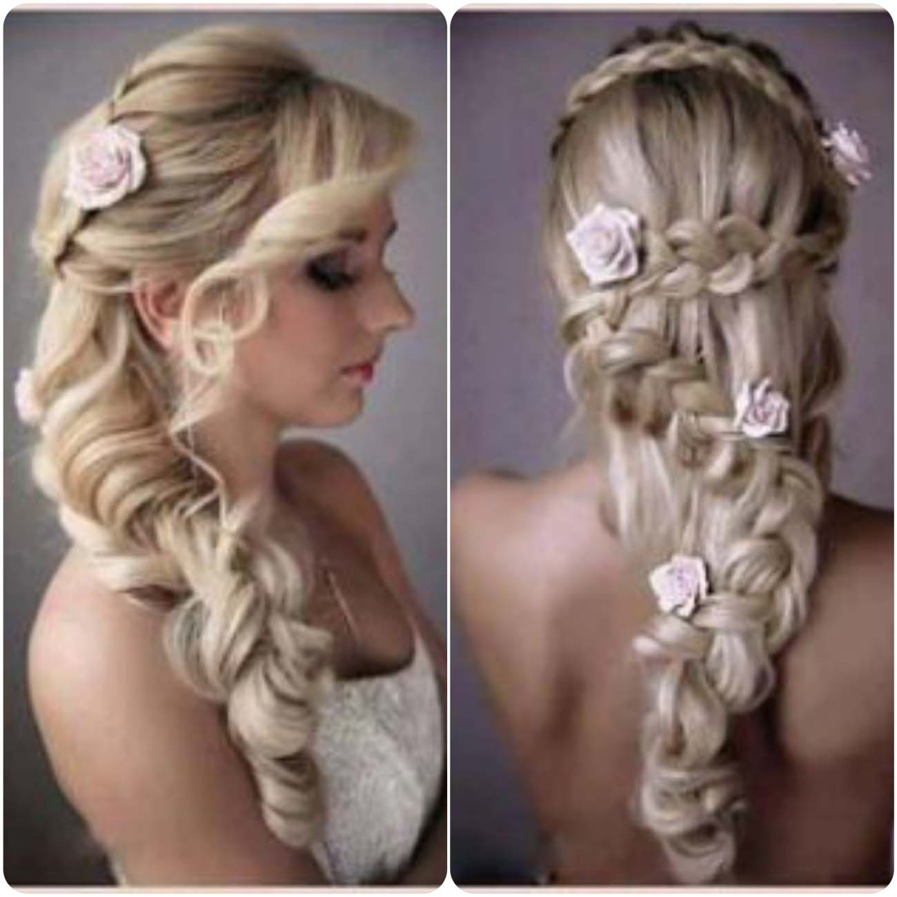 Latest Party Hairstyles For Stylish Girls 2016-2017
