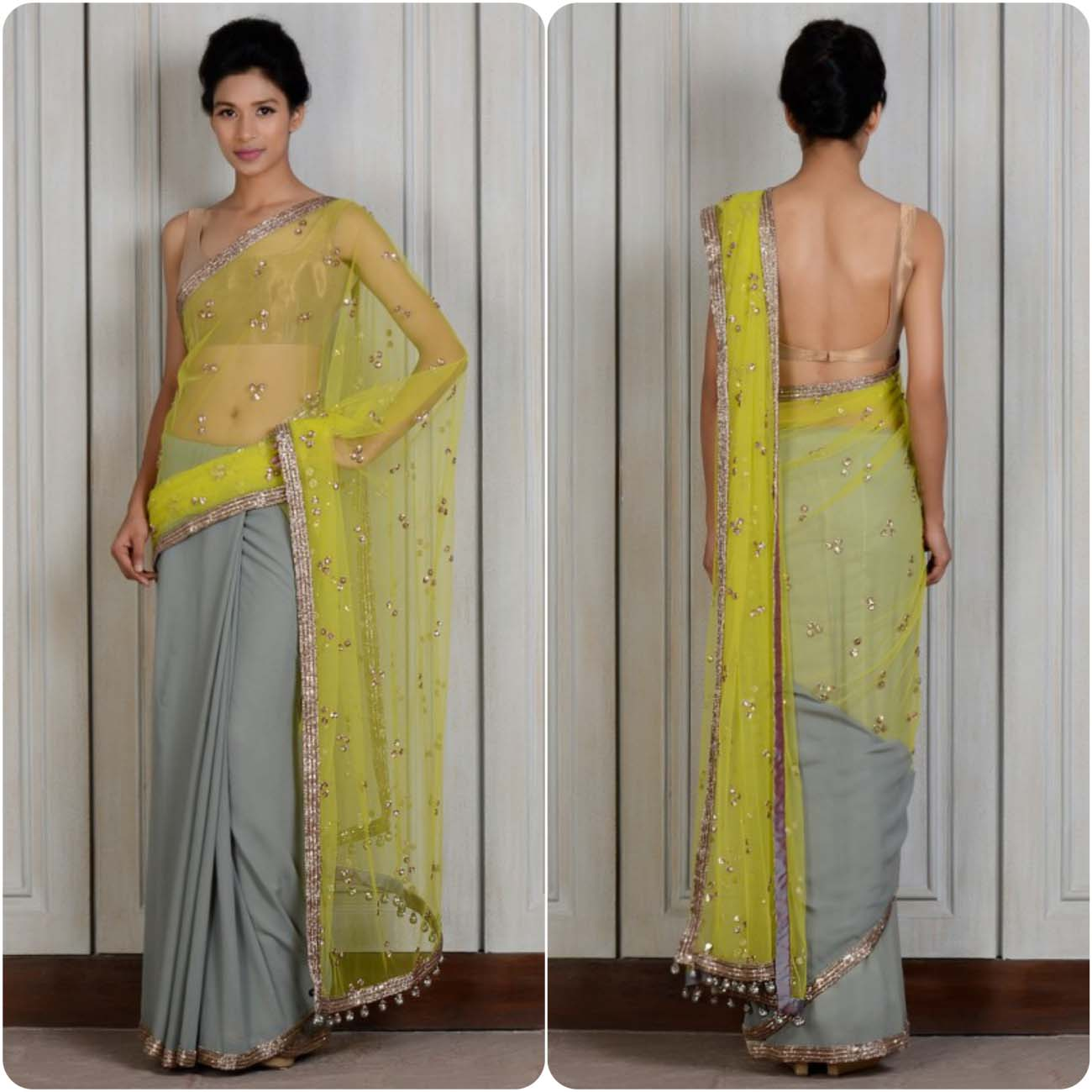 Designer Catalog: Latest Sarees Collection By Manish Malhotra