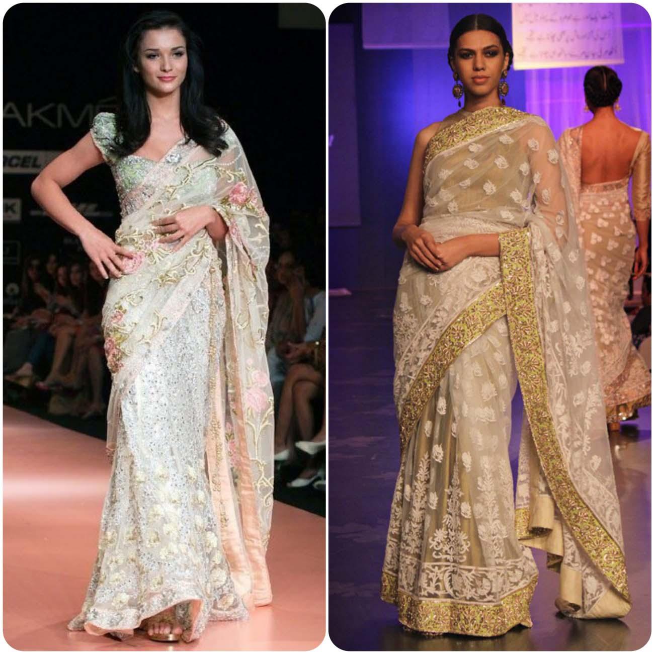 Manish Malhotra Designers Saree Collection 2016-2017