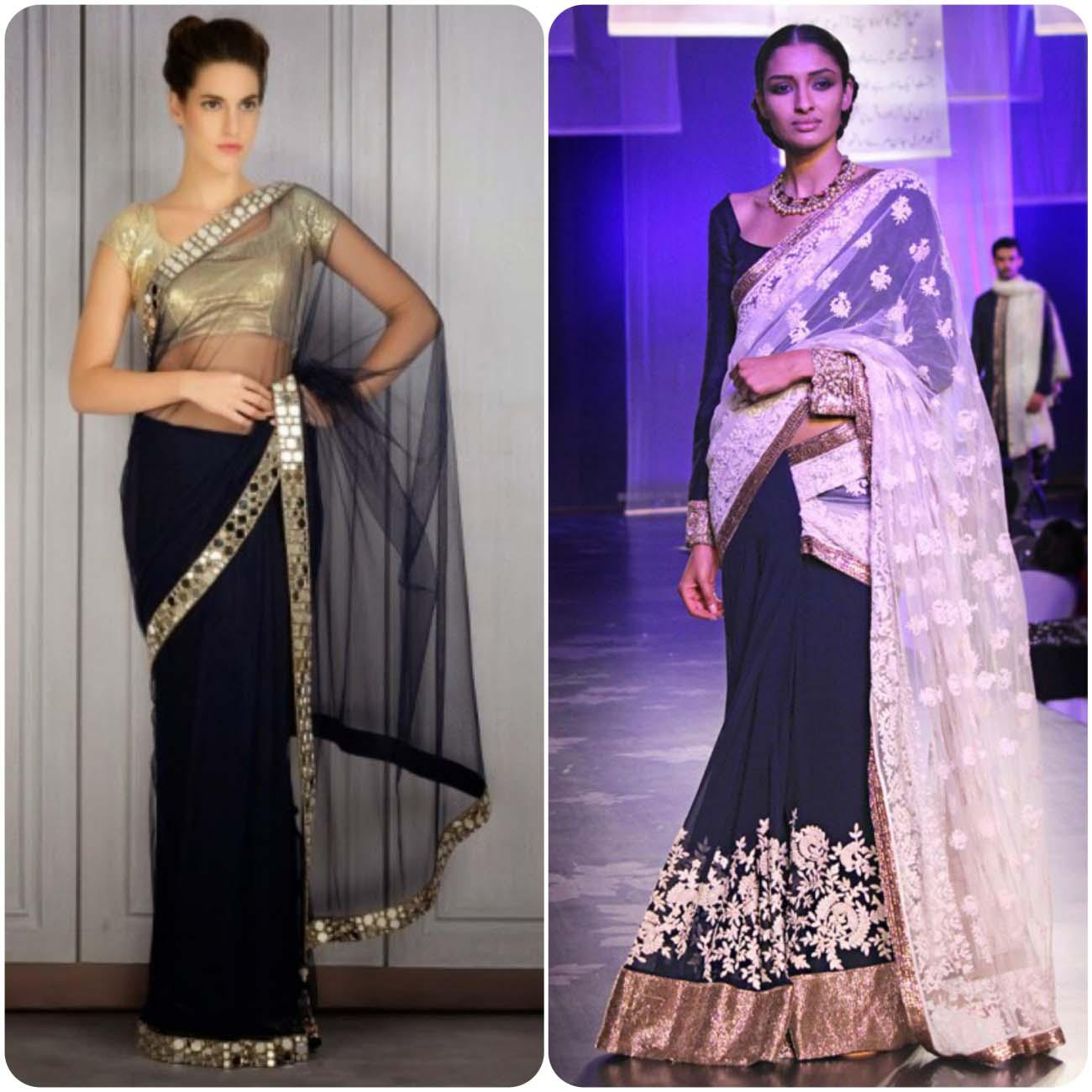 manish malhotra fancy sarees collection 2016