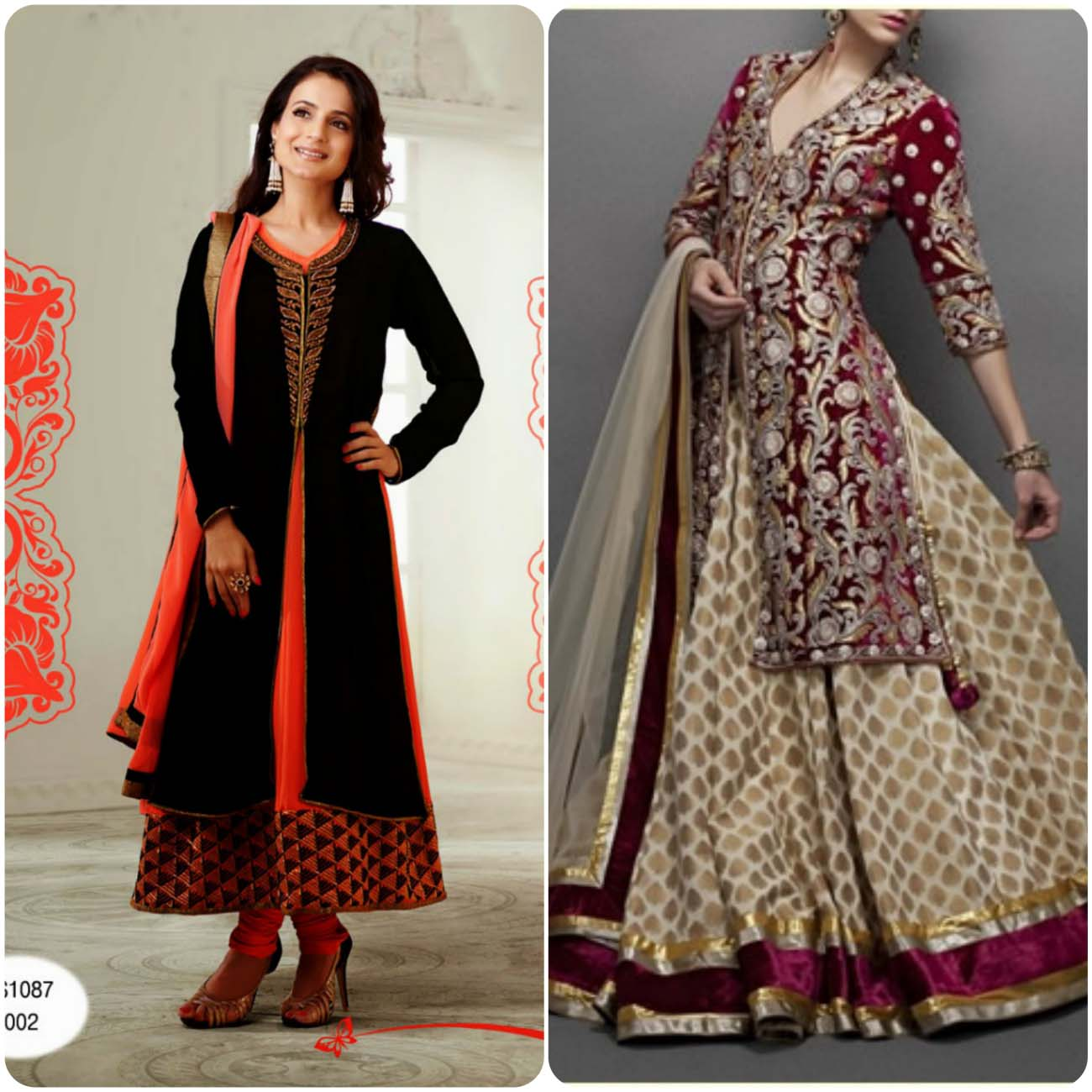 Open Frocks And Double Shirt Dresses Collection 2016-2017...styloplanet (21)