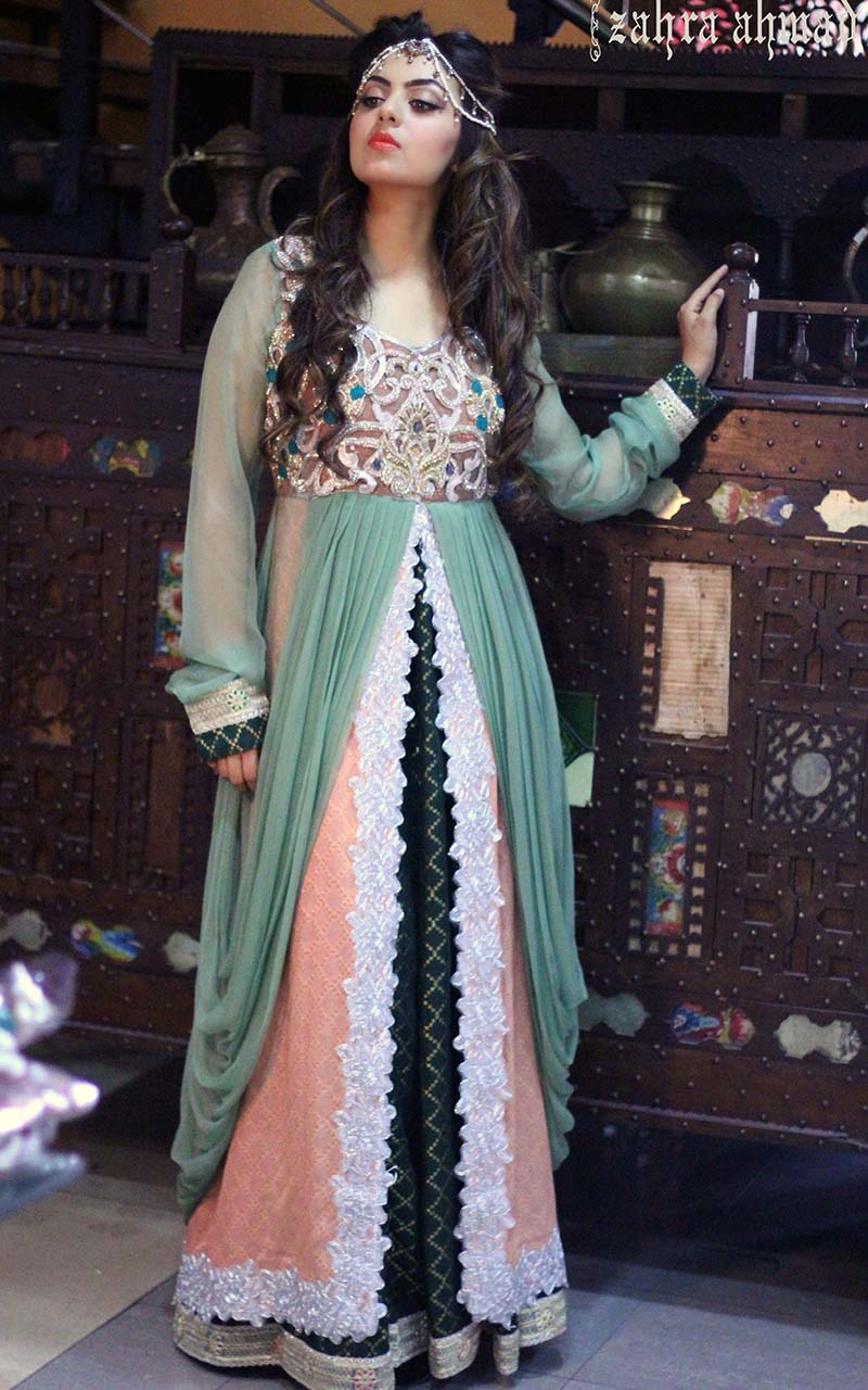 Zara Ahmed Latest Luxry Pret Collection For Women 2016-2017...styloplanet (7)