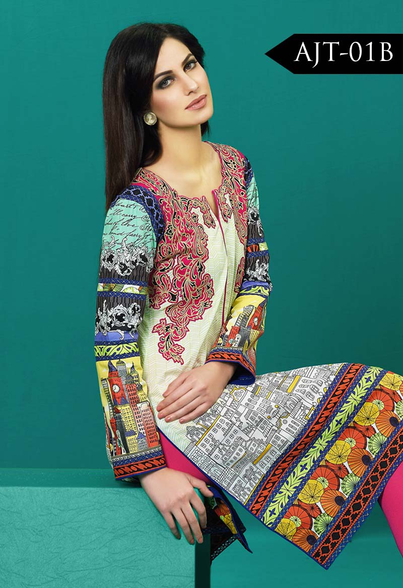Asim Jofa Tunic Embroidered Kurties Collection 2016-2017..styloplanet (16)