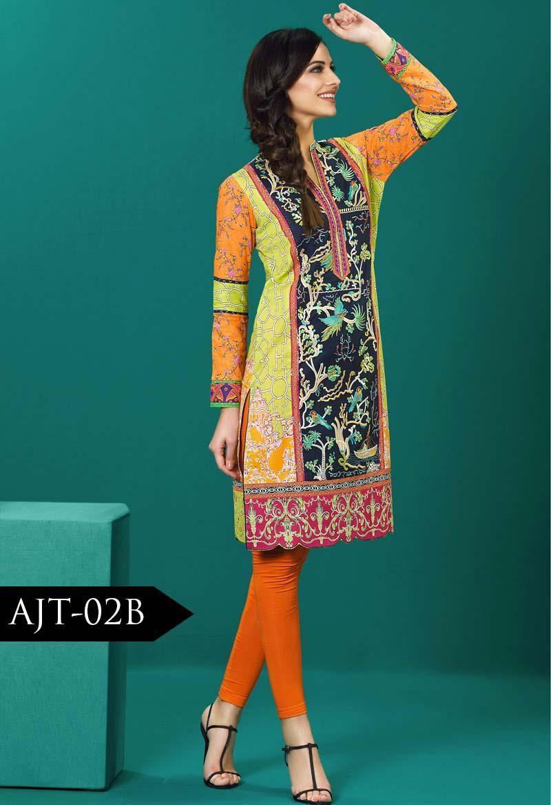 Asim Jofa Tunic Embroidered Kurties Collection 2016-2017..styloplanet (19)