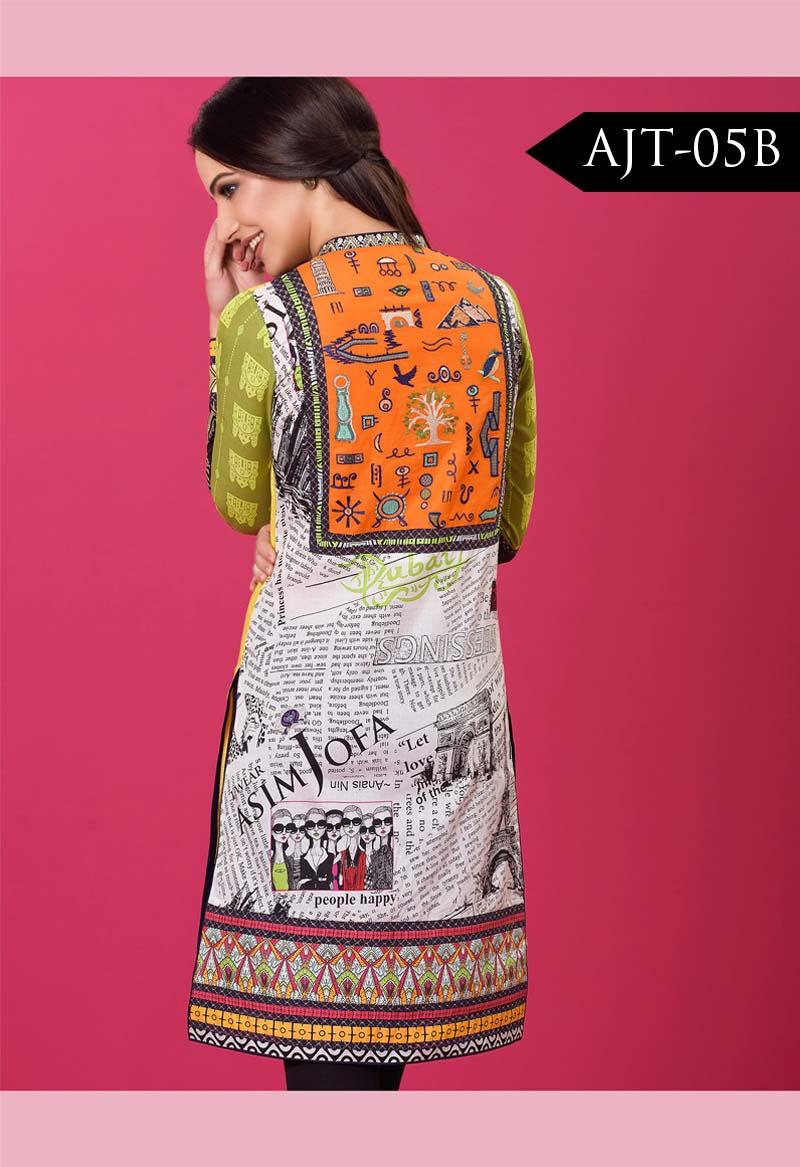 Asim Jofa Tunic Embroidered Kurties Collection 2016-2017..styloplanet (5)