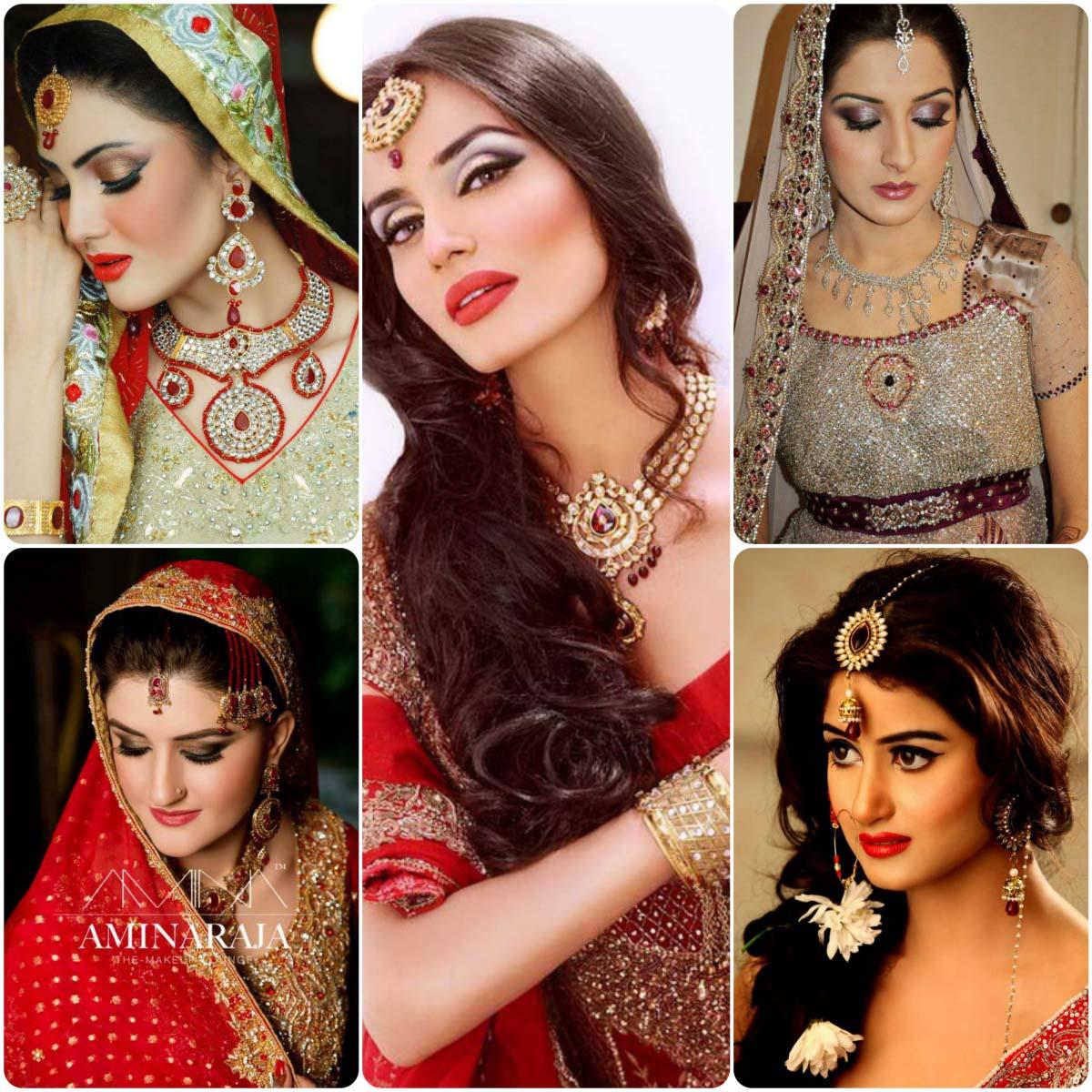 Best Pakistani Bridal Makeup Tips & Ideas For Basic Steps  Stylo
