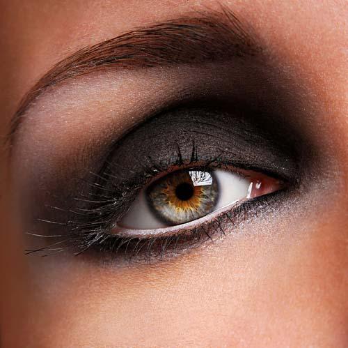best ways or smokey eye makeup