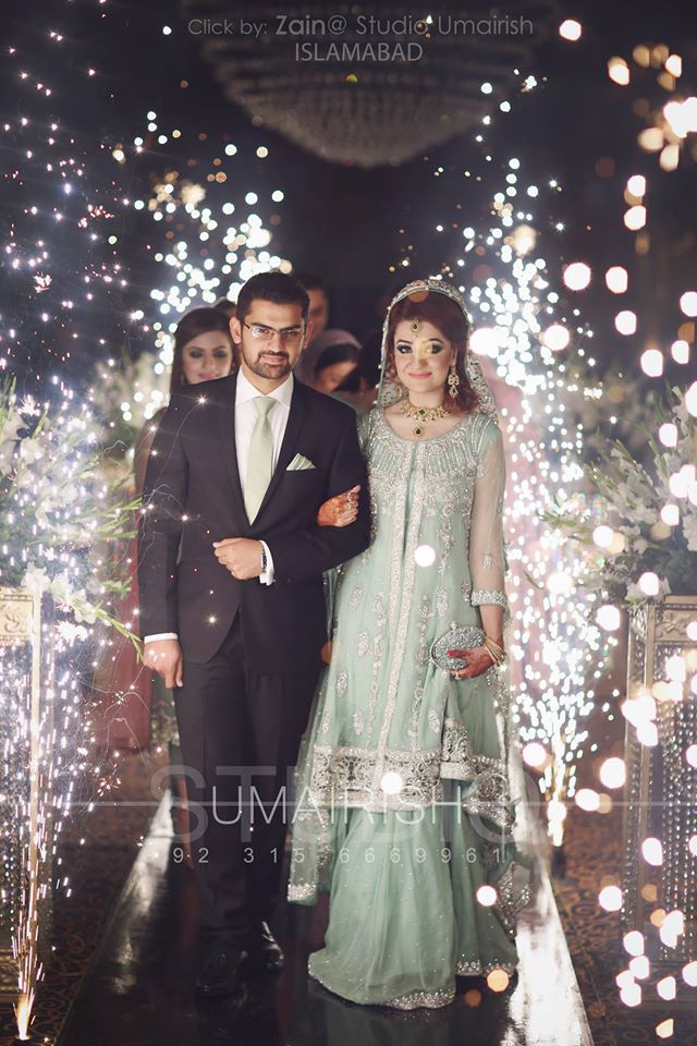 Latest Walima Dresses Designs Collection For Brides 2016-2017