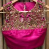 Cutwork Sarees Blouse…styloplanet (10)