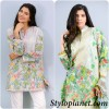 Khaadi Casual And Semi-Formal Pret Kurties Collection 2016-2017 Vol 1…styloplanet (20)