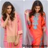 Khaadi Casual And Semi-Formal Pret Kurties Collection 2016-2017 Vol 1…styloplanet (24)