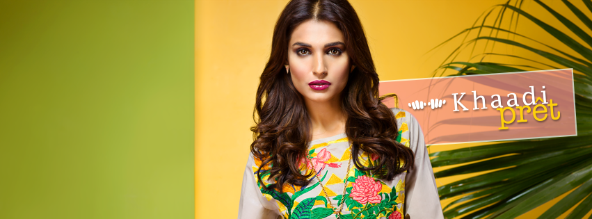 Khaadi Casual And Semi-Formal Pret Kurties Collection 2016-2017 Vol 1...styloplanet (4)