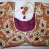 Kundan Work Sarees..styloplanet (10)