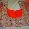 Kundan Work Sarees..styloplanet (7)