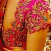 Zardosi Embroidered Sarees…styloplanet (6)