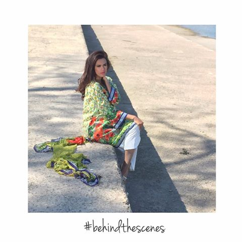 Cross Stitch Spring/Summer Ready To Wear Lawn Collection 2016-2017