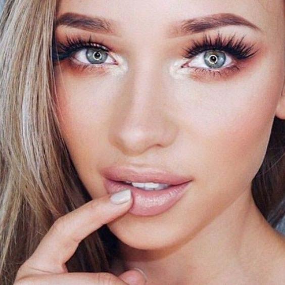 Late SpringSummer Makeup Ideas 2016-2017 For Girls (6)