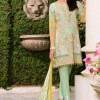 Latest Embroidered Party Wear Shirts With Trousers Designs Collection 2016-2107 (4)