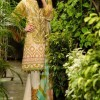 Latest Embroidered Party Wear Shirts With Trousers Designs Collection 2016-2107 (5)
