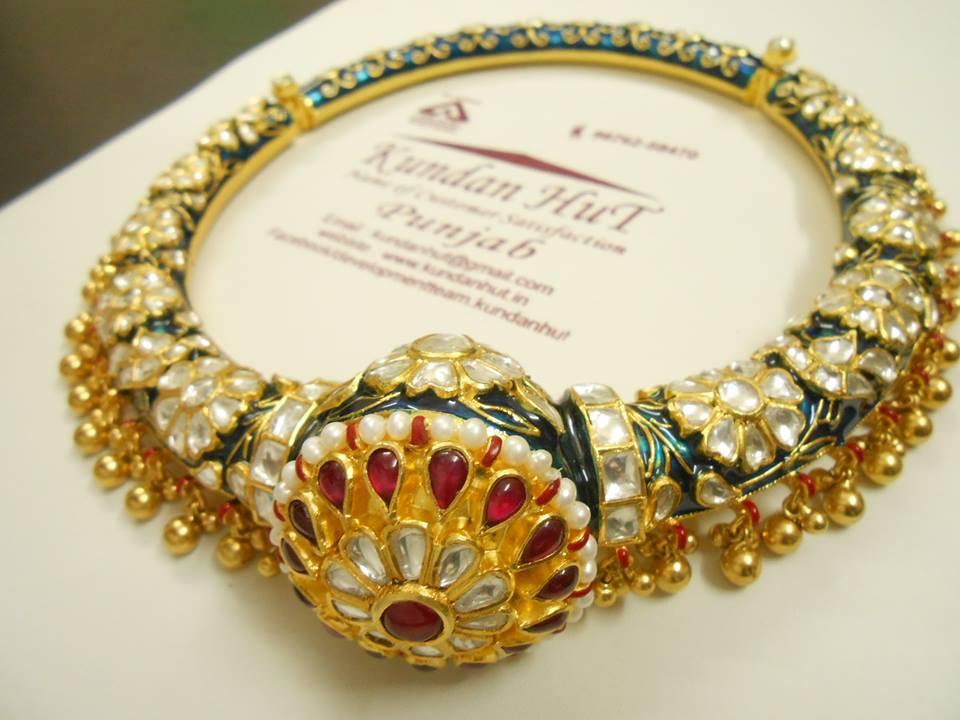 Latest Kundan Jewellery Designs & Trends for Asian Women 2016 (2)
