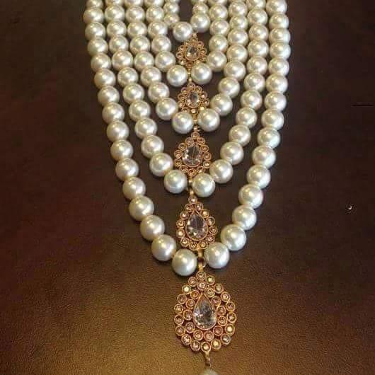 Latest Kundan Jewellery Designs & Trends for Asian Women 2016 (22)