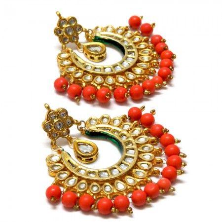 Latest Kundan Jewellery Designs & Trends for Asian Women 2016 (25)