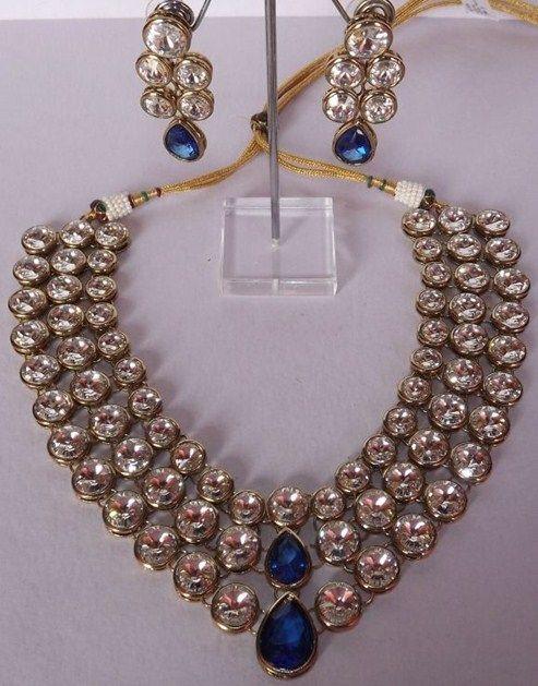 Latest Kundan Jewellery Designs & Trends for Asian Women 2016 (26)