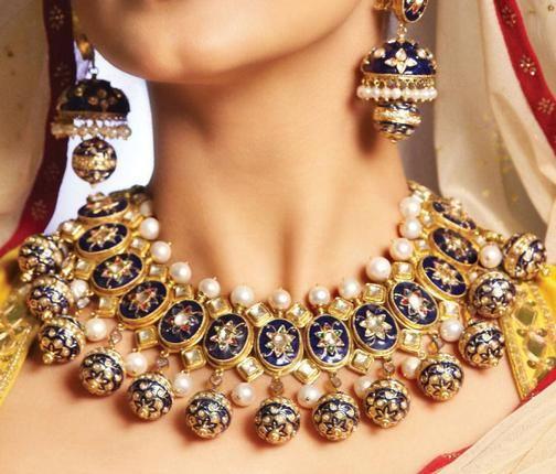 Latest Kundan Jewellery Designs & Trends for Asian Women 2016 (27)