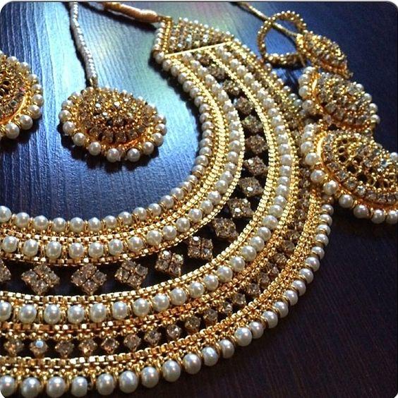 Latest Kundan Jewellery Designs & Trends for Asian Women 2016 (33)