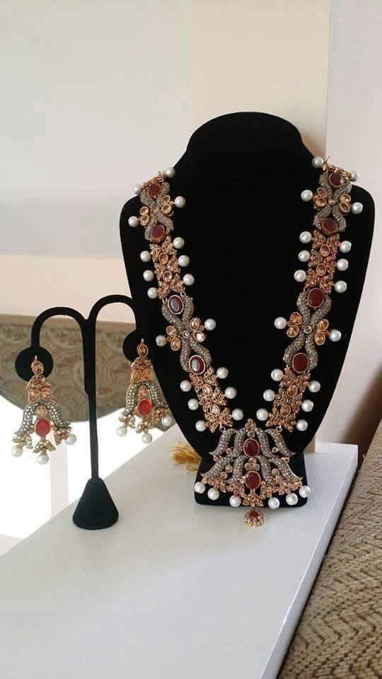 Latest Kundan Jewellery Designs & Trends for Asian Women 2016 (7)