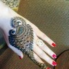 Latest Peacock Mehndi Designs For Girls 2016-2017 (15)
