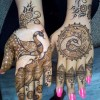Latest Peacock Mehndi Designs For Girls 2016-2017 (21)