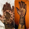 Latest Peacock Mehndi Designs For Girls 2016-2017 (26)