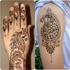 Latest Peacock Mehndi Designs For Girls 2016-2017 (28)