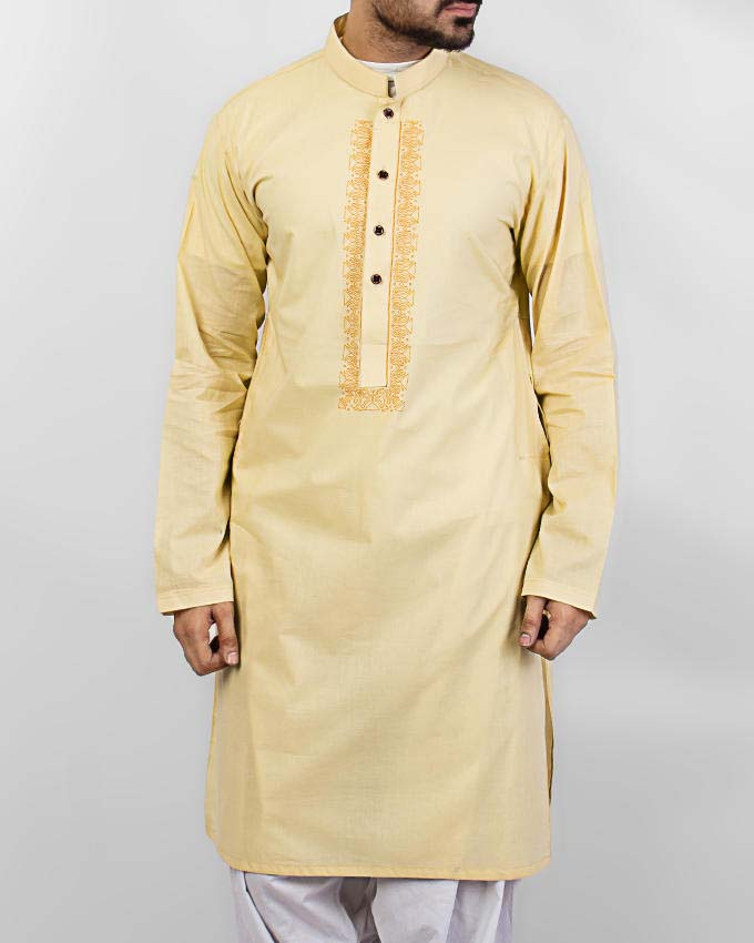 Latest Summer Men Kurta Shalwar Designs Collection 2016-2017 (14)